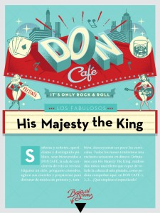 Don Café: His Majesty The King