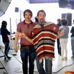 Así fue el rodaje de Paco León para el nº 1 de la revista Don. FOTO: FELIPE HERNÁNDEZ