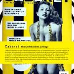 Las girle magazines, las revistas para hombres de los años 50.