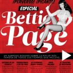 Contenidos del Especial Bettie Page