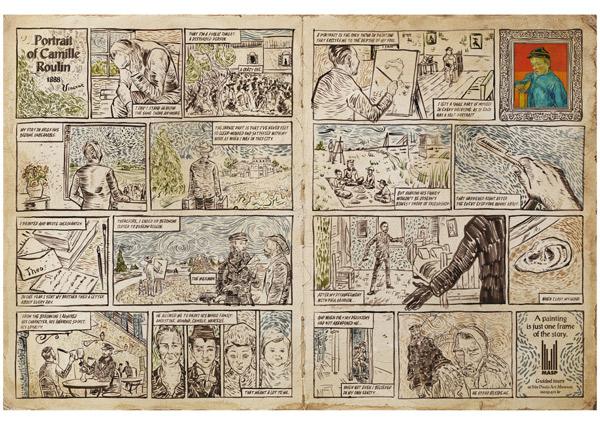 Masp-Comics-Van-Gogh-DDB-Brasil