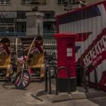 Bicis personalizadas en el Beefeater London District