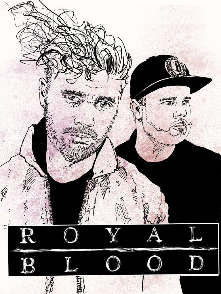 royal blood_RED