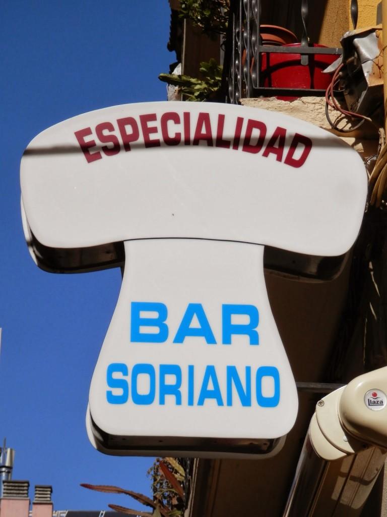 bar soriano logroño