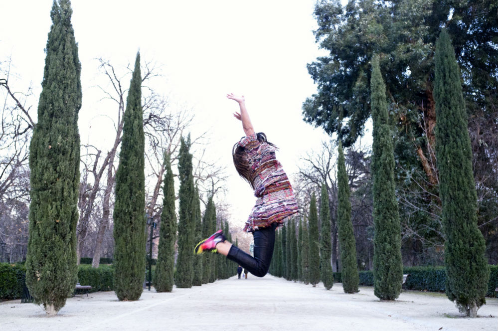 dulceida salto