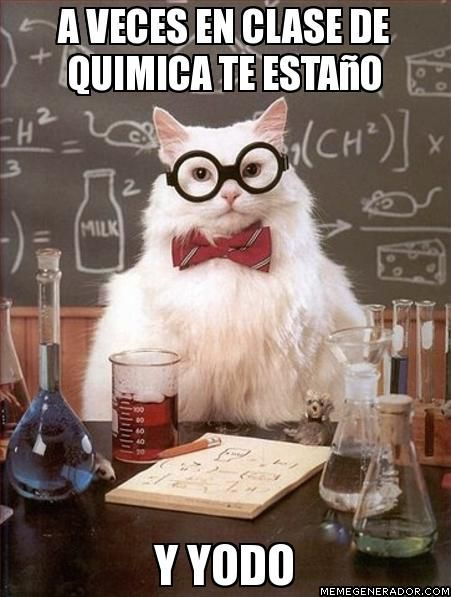 gato químico