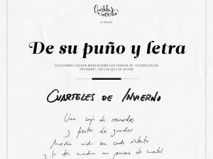 Revista Vetusta Letra Cuarteles de Invierno