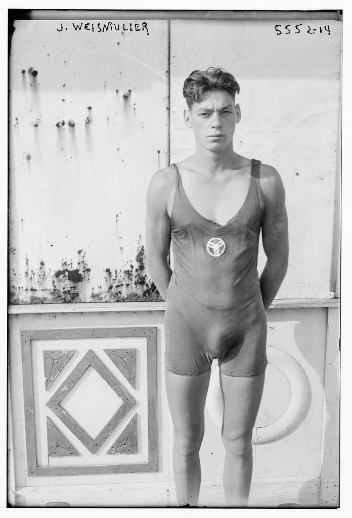 Jonny_Weissmuller_1924
