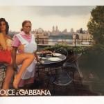 Kalen Hollomonn Dolce&Gabbana
