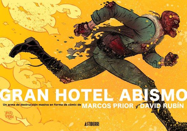 Gran Hotel Abismo, Marcos Prior y Emma Ríos