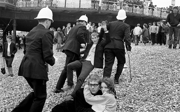 Mods-and-Rockers-bank-holiday-bbc