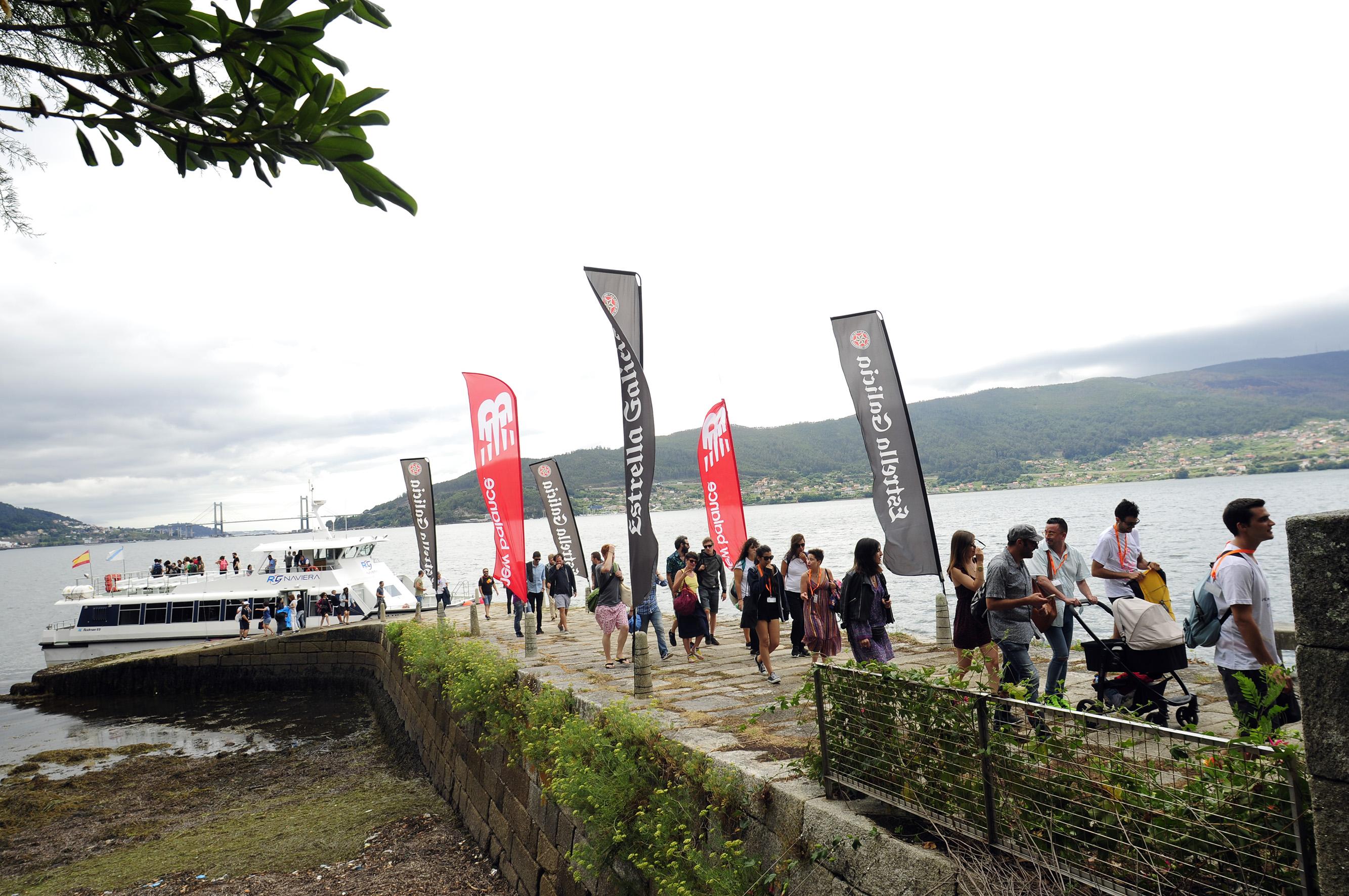 Viernes 24/7/2015. Festival Sinsal 13 Son Estrella Galicia.