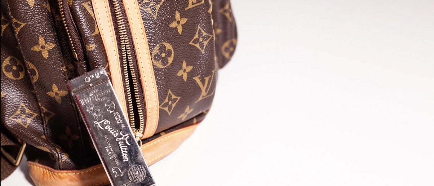 Mochila Bosphore, de Louis Vuitton