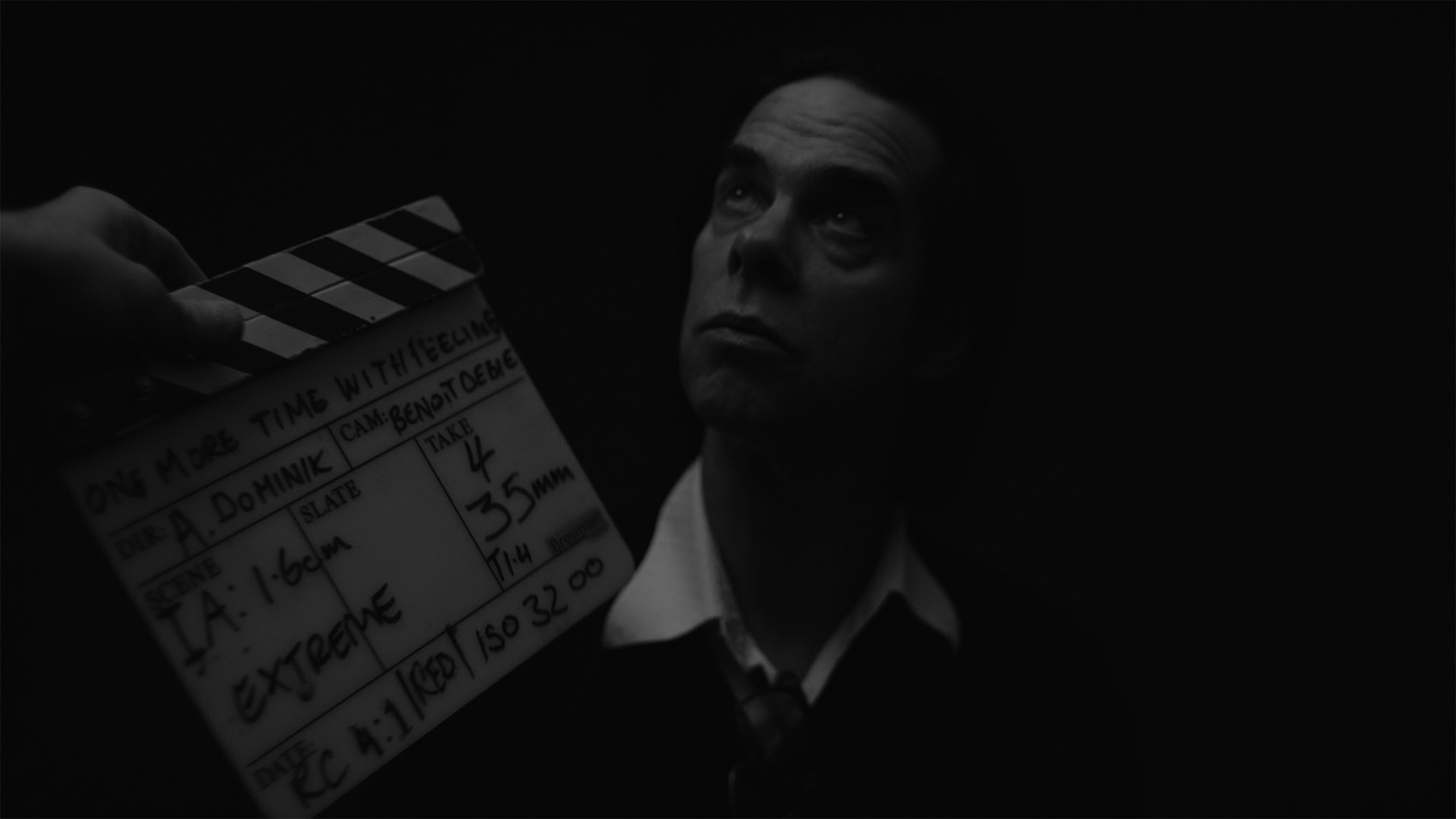 Nick Cave - 'One More Time With Feeling'