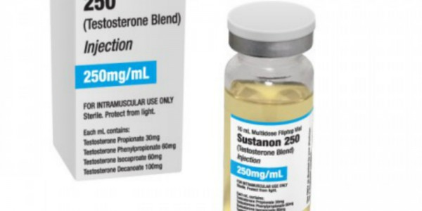 SUSTANON: Fue desarrollado por los laboratorios Merck a comienzos de los 70. Una mezcla de cuatro testosteronas indicado para personas con la testosterona baja. Actualmente se utiliza también para transexuales masculinos (de mujer a hombre). En Estados Unidos nunca ha sido legal pero se produce en todo el mundo. Sus fans dicen que es la testosterona más buscada del mercado.