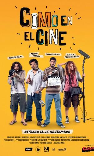 Como en el cine – Gonzalo Ladines
