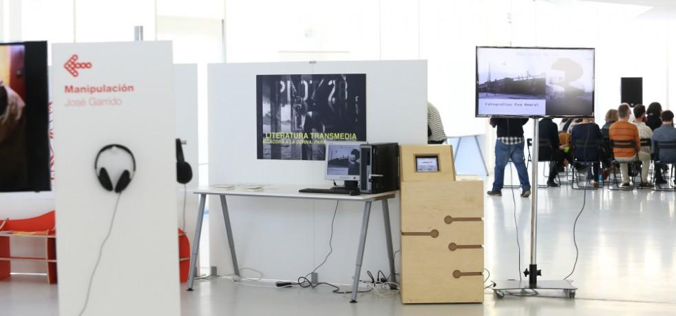 Exposición Transmedia