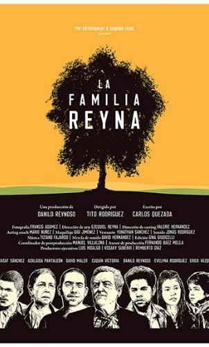 La familia reyna – Francisco Rodríguez