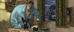 Ilustración del libro 'Tío Budo'