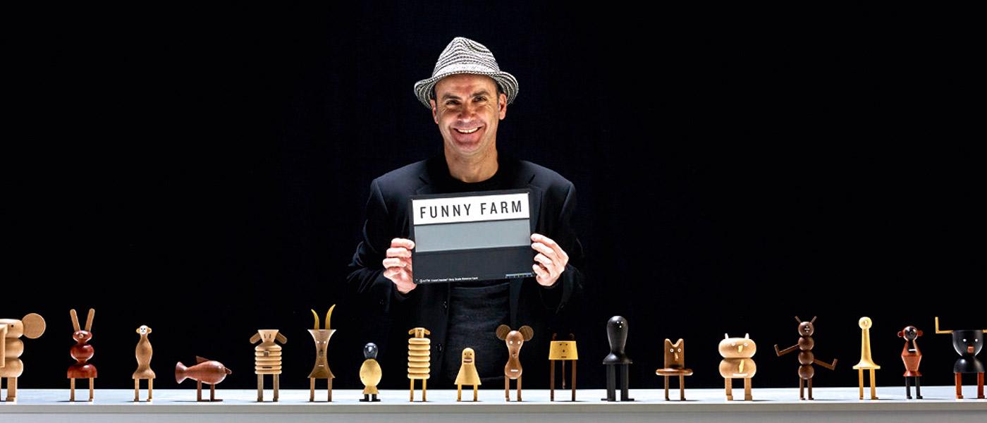 isidro-ferrer-lzf-funny-farm-apertura