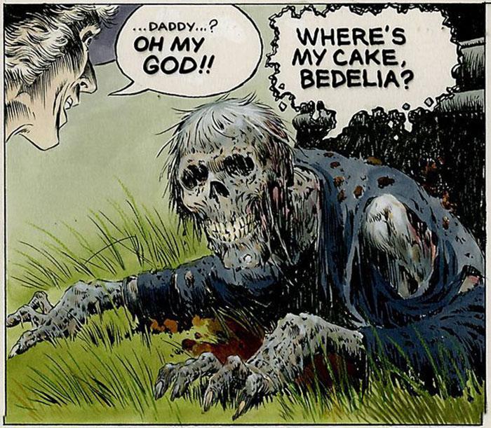 Adaptación de la película 'Creepshow'