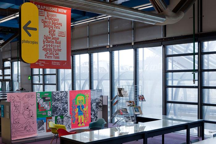 Espacio 'Atlas: Francia' de 'Los libros mutantes'