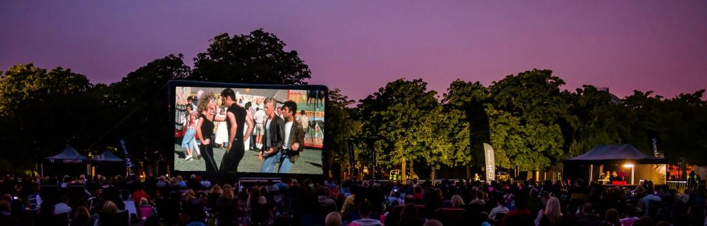 Grease-outdoor-cinema
