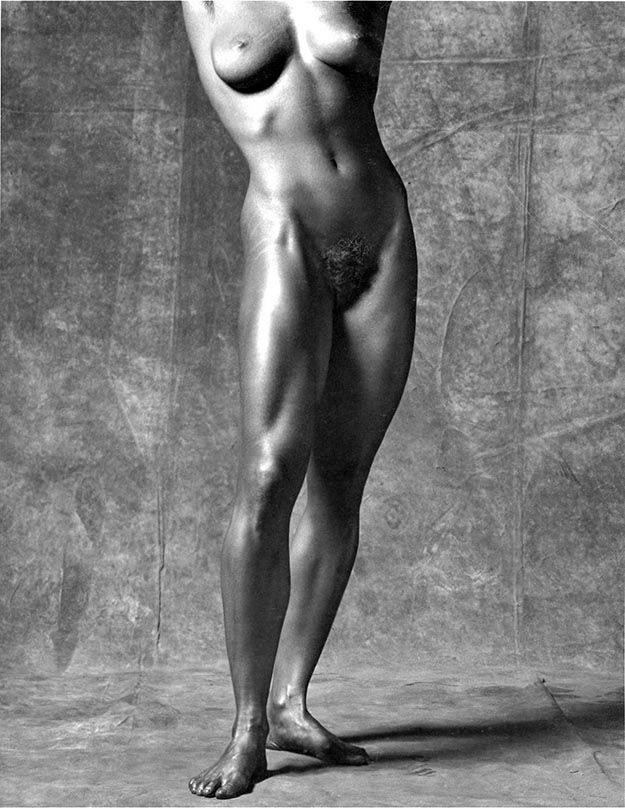 Robert Mapplethorpe_Revista Don_Lisa Lyon