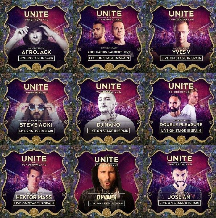 Unite-With-Tomorrowland-Spain-Lineup