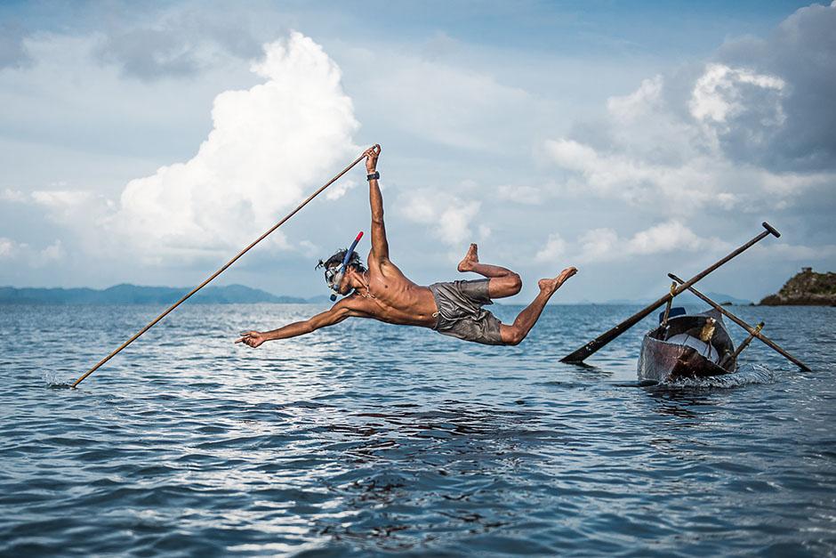 Título: 'Método de pesca en extinción de Monken' Autor: Dorte Verner Procedencia: EE.UU.