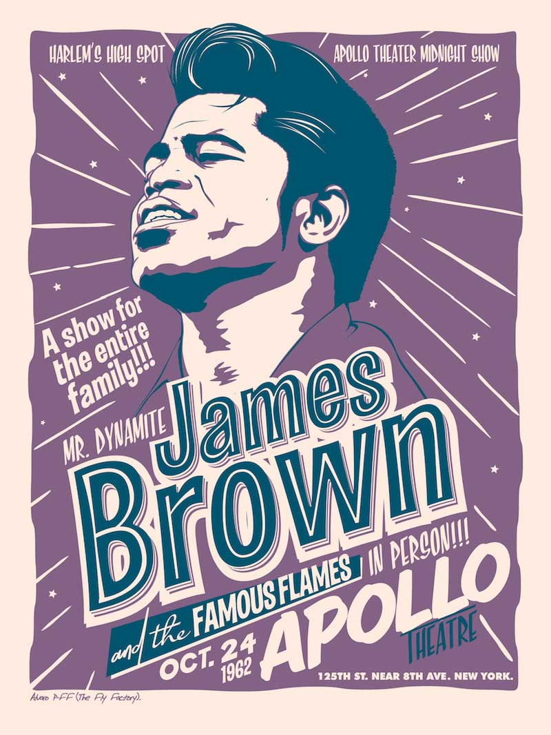 exposicion-fajardo-la-fiambrera-teenage-rampage-james-brown