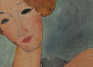 modigliani-woman-with-red-hair